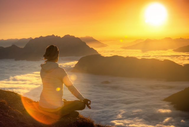 Ego-soul-Meditate