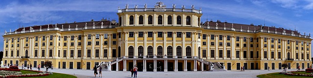 krásy Vídně