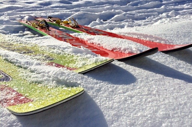 Neviem si vybrať lyže!